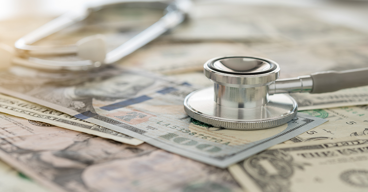 financial risk in healthcare